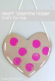 simple heart valentine holder featured with 25 awesome valentine box ideas to rock the class