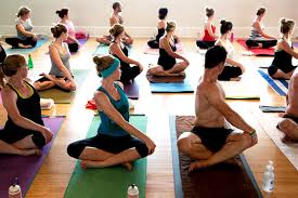 heat up with bikram yoga in cape town