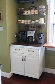 coffee station furniture. beautiful station cool coffee station in kitchen with additional inspirational home designing  with  furniture