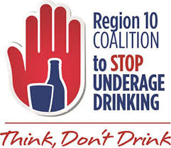 Stop Region School - Drinking S 10 Mills Lewis To High Coalition Underage