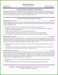 Professional Resume Objective Impressive Restaurant Manager Resume Sample For Your Job