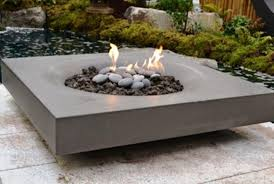How To Make A DIY Modern Concrete Fire Pit From Scratch  Man Modern Fire Pit