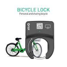 Anahtarsız APP akıllı GPS bisiklet kilidi Anti Theft Bluetooth izleme su  geçirmez GPS bulucu GÜNEŞ PANELI bisiklet paylaşımı için güvenli  güvenlik|Anti-Lost Alarm