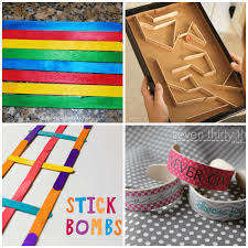 crafts for kids using wooden popsicle sticks