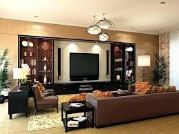 living room color ideas for brown furniture schemes li