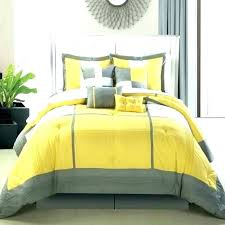 grey and yellow duvet cover mustard yellow bedding yellow and grey duvet covers cover silver stained
