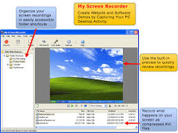 Record Your Computer Screen My Screen Recorder Create Demos By Recording Your Pc Desktop