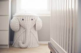 Image of: White Elephant Hamper