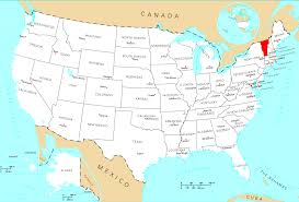 where is vermont located • mapsofnet