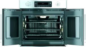 wall ovens reviews e8916 monogram french door oven main feature feature monogram french door wall oven wall ovens reviews