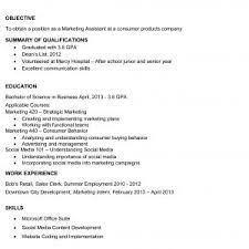 Sample Of College Resume. Internship Resume Samples Writing Guide ...