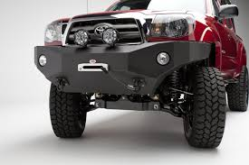 Body Armor 4×4 TC-19335 Black – Steel Front Winch Bumper for 2005 ...