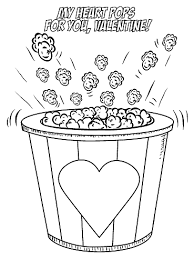 166 free valentine cards that you can download and print. Free Printable Valentine S Day Coloring Pages Crafty Morning
