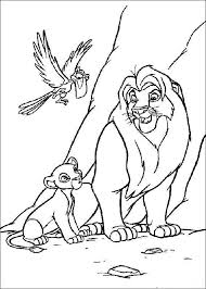 Small Picture lion king coloring pages free printable download Gianfredanet