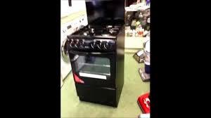 New World Kitchen Appliances New World 50thlg Gas Cooker Youtube