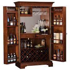 Cabinet And Lighting Furniture Locking Door Cabinet Design With Wine Cabinets And