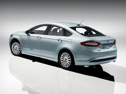 Ford Fusion Energi Price Photos Reviews  Features - Ford fusion exterior colors