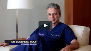 Testimonial - Dr. Eugene Wolf on Vimeo
