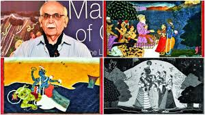 book review manaku of guler the life and work of another great indian painter from a small hill state