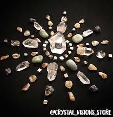 Crystal Grid Patterns Best Ideas