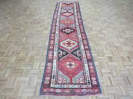 3 x 12 5 hand knotted salmon vintage turkish oushak oriental rug g7393