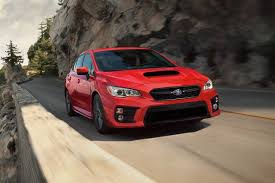 2018 subaru sedan. wonderful 2018 2018 subaru wrx premium sedan exterior shown with subaru sedan