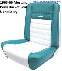 1965 mustang pony bucket seat upholstery 1965 65 mustang pony bucket seat upholstery covers turquoise