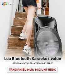 Sở hữu ngay loa karaoke gia đình giá rẻ... - FPT Shop (Fptshop.com.vn)