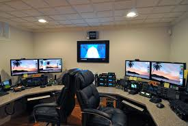 radio for office. Ham Radio Control Room For Office S
