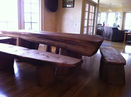 Rustic Wood Kitchen Tables Rustic Wood Dining Room Tables Husky Farmhouse Table Rustic