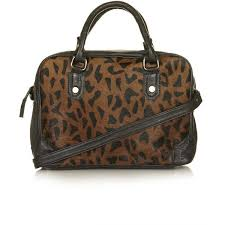 Leopard Pony Holdall - View All - Bags   Purses - Bags   Accessories