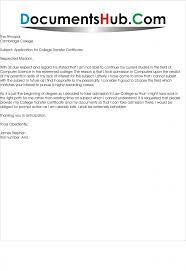 Example Certificate School Transfer Certificate Format Sample In