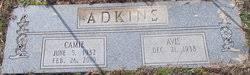 "Camie Thurl ""Speedy"" Adkins (1932-2010) - Find A Grave Memorial"