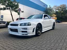 Used Nissan Skyline R34 cars for sale with PistonHeads