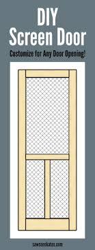 Diy Screen Door Kit Top 25 Best Screen Door Decorations Ideas On Pinterest Fly
