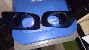 Blue Oil Light Subaru Free 05 Legacy Mufflers Fog Light Covers Uppipe Subaru