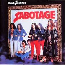 <b>Black Sabbath</b> - <b>Sabotage</b> - CD – Rough Trade