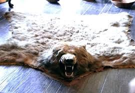 fake bear rug real polar bear rug faux bear skin rug with head lovely fake bear fake bear rug polar bear rug faux