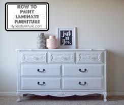 how to spray paint laminate furnitureOrdinary Best Way To Paint Wood Furniture PAINTING LAMINATE