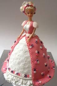 Cake Miracle By Peni Respati Fondant Doll Cake