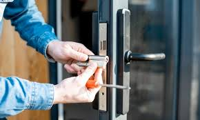 ways to open your door without a key