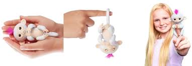 Expired: Fingerlings – Interactive Baby Monkey – Sophie By WowWee ...