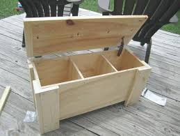 diy outdoor storage bench outdoor wood storage box with lid and leg as bench seat ideas diy outdoor storage bench