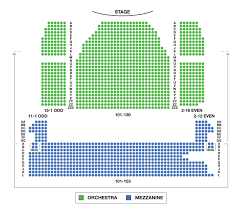 7 Minskoff Theatre Broadway Seating Charts Kings Theatre