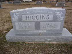 Iva Lee Perkins Higgins (1919-2004) - Find A Grave Memorial