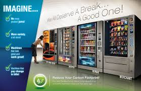 Vending Machine Brochure