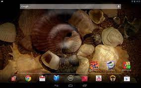 Water Touch Pro Parallax Live Wallpaper ...