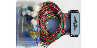 ultima 18 533 complete plus electronic wiring system for harley Ultima Wiring Harness does not apply ultima wiring harness diagram