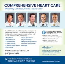 Comprehensive Heart Care Franciscan Physician Network