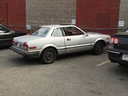 CC Outtake: 1982 Honda Prelude – A Stereotypical Pizza Delivery Car?